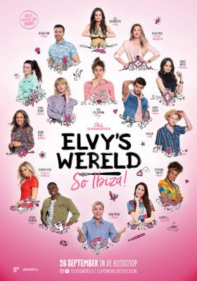 Elvy's Wereld So Ibiza poster Mollywood Tax Shelter