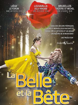 La Belle Et La Bête poster-Mollywood Live Tax Shelter