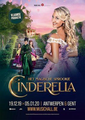 CINDERELLA- Musical-Poster