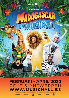 Madagascar De Musical Mollywood Live Music Hall Tax Shelter Stage Play Financing